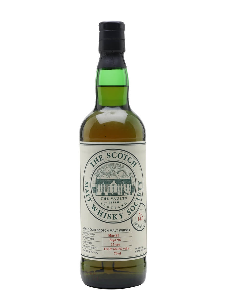 SMWS 14.5 (Talisker) / 1981 / 15 Year Old
