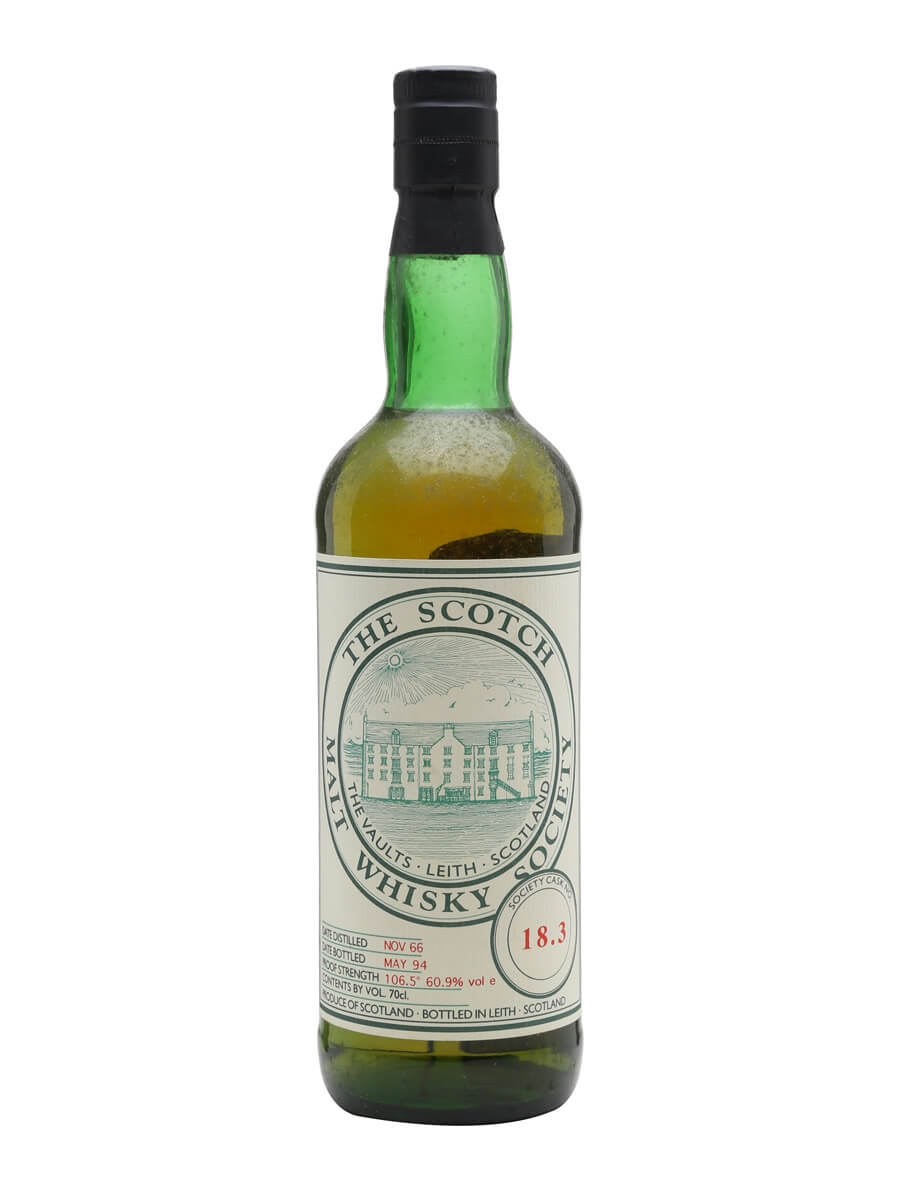 SMWS 18.3 (Inchgower) / 1966 / 27 Year Old