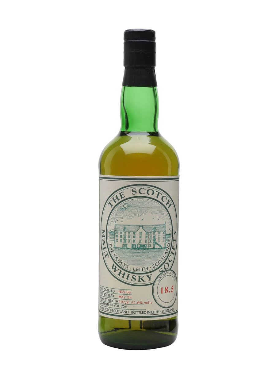 SMWS 18.5 (Inchgower) / 1966 / 27 Year Old / Bot.1994