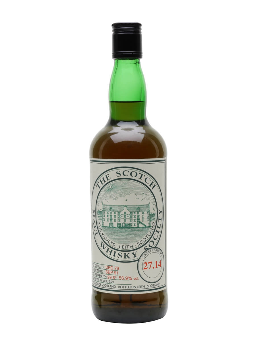 SMWS 27.14 (Springbank) / 1979 / 11 Year Old / Sherry Cask
