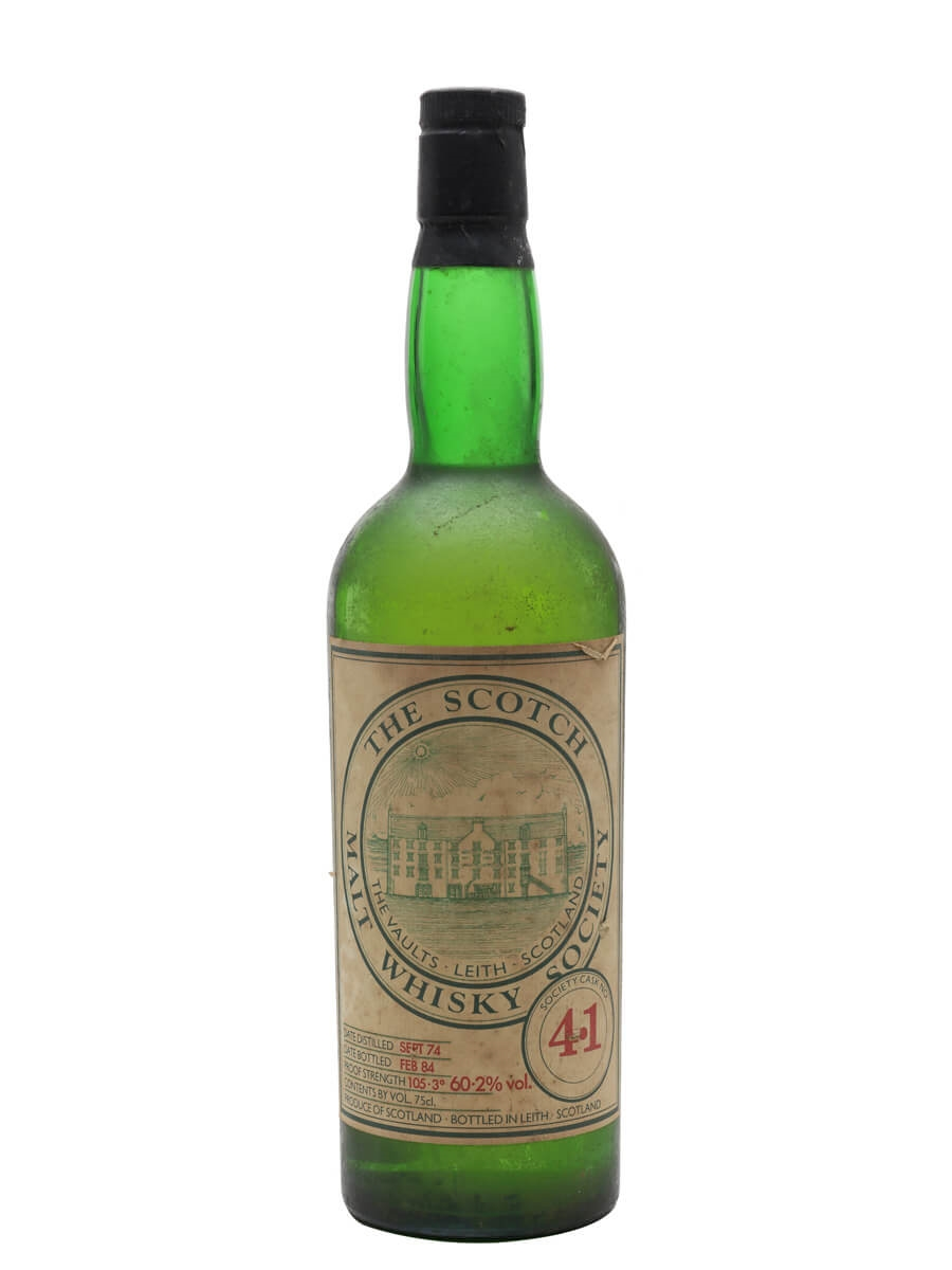 SMWS 4.1 (Highland Park) / 1974 / 10 Year Old / Bot.1984