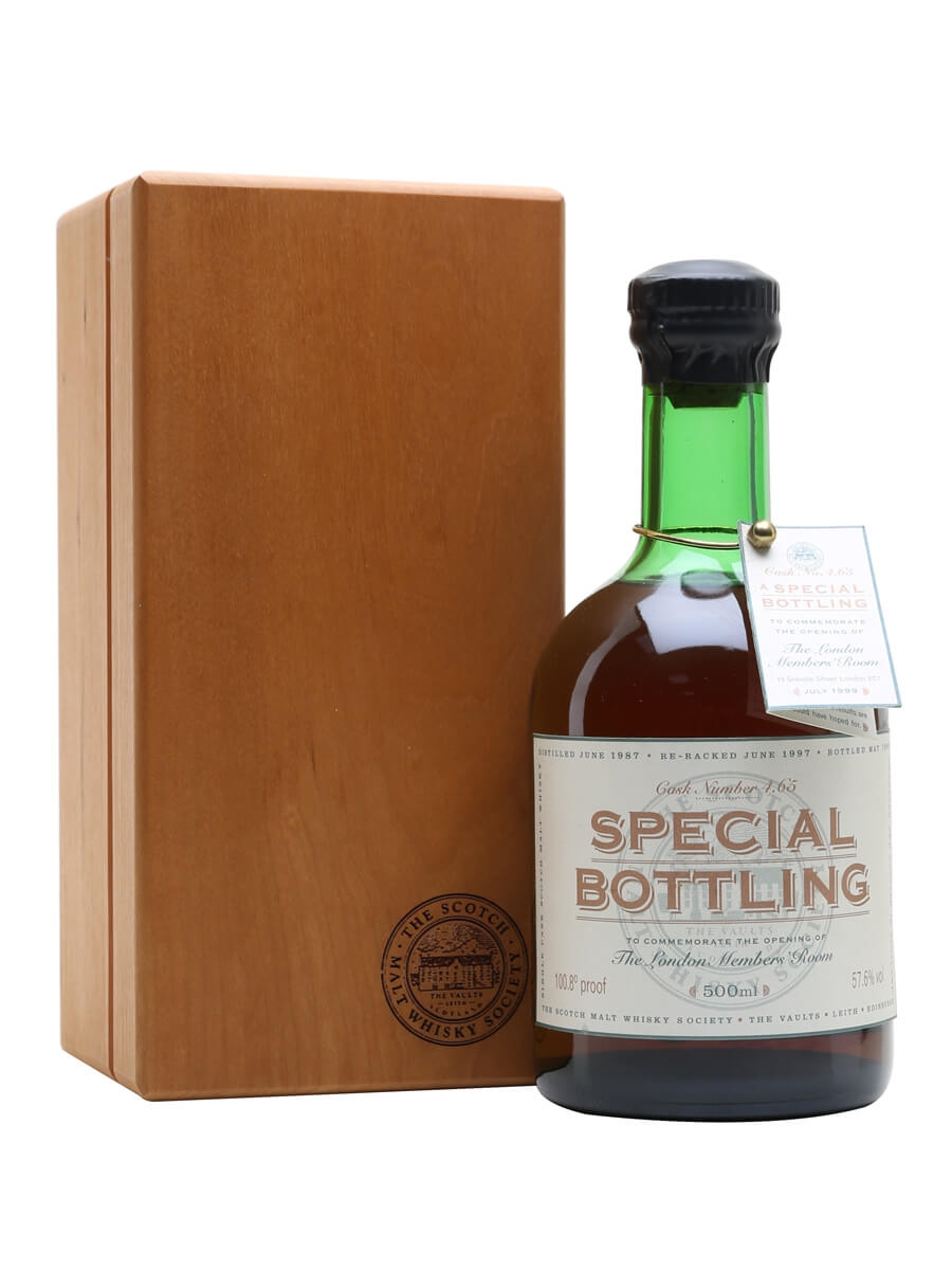 SMWS 4.65 (Highland Park) / 1987 / 11 Year Old / London Members Room