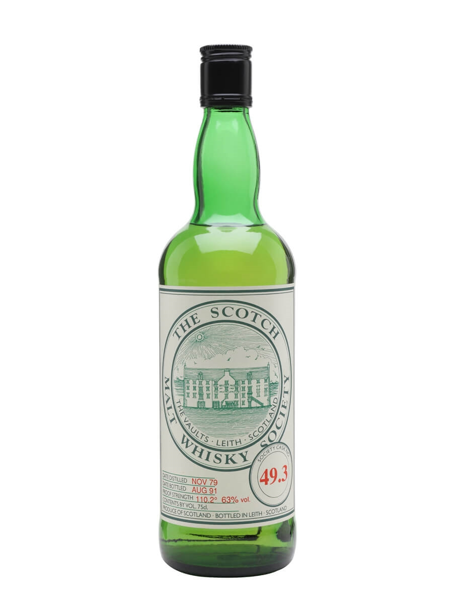 SMWS 49.3 (St Magdalene) / 1979 / 11 Year Old