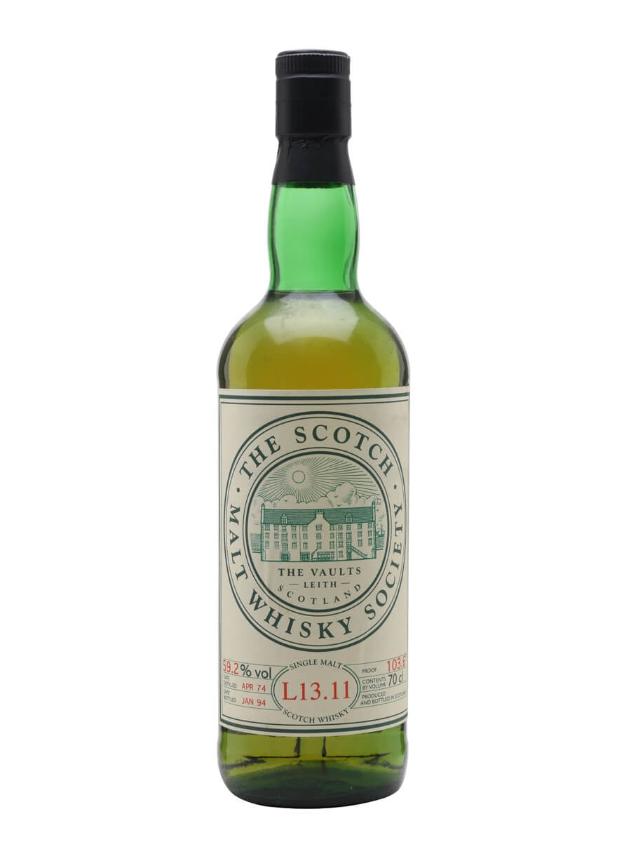 SMWS L13.11 (Dalmore) / 1974 / 19 Year Old