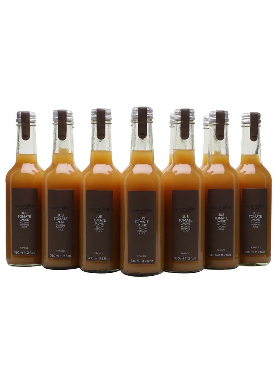 Alain Milliat Yellow Tomato Juice / Case of 12 Bottles