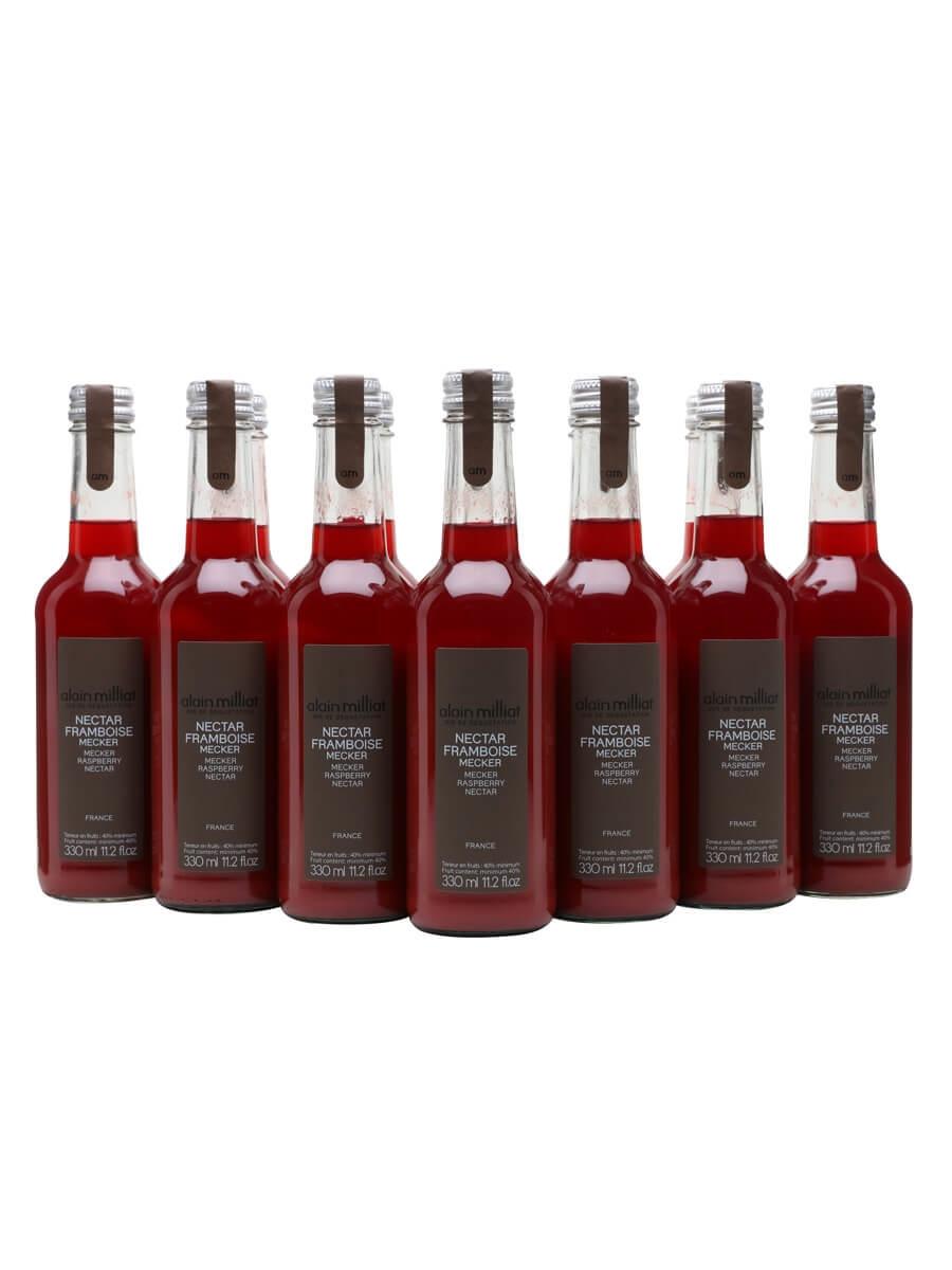 Alain Milliat Raspberry Nectar / Case of 12 Bottles