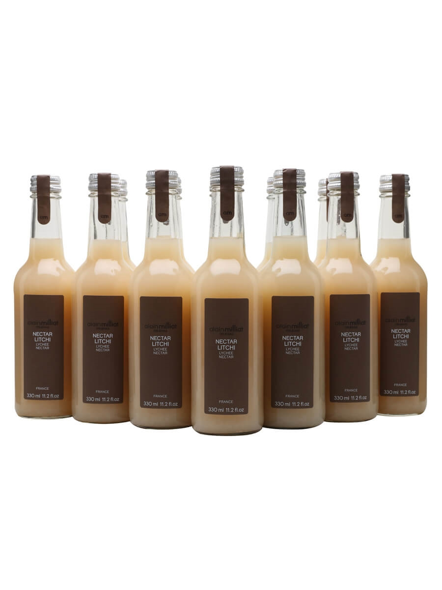 Alain Milliat Lychee Nectar / Case of 12 Bottles