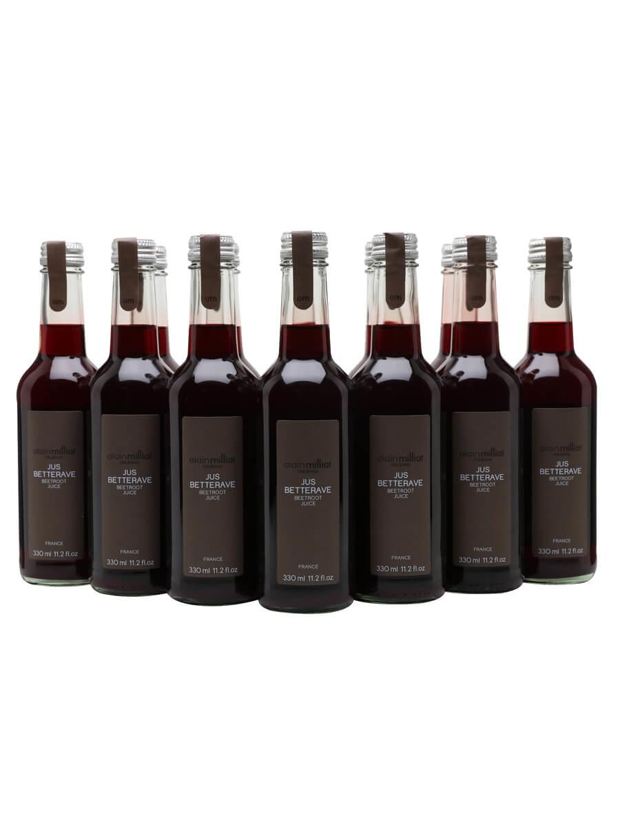 Alain Milliat Beetroot Juice / Case of 12 Bottles
