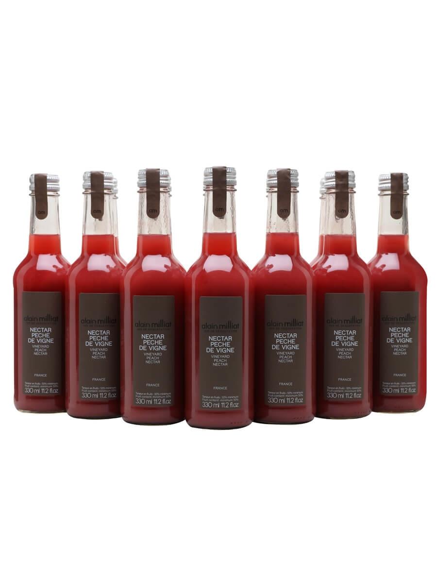 Alain Milliat Vineyard Peach Nectar / Case of 12 Bottles