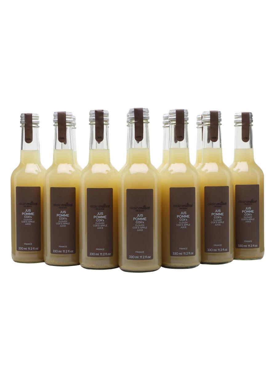 Alain Milliat Cox Apple Juice / Case of 12 Bottles