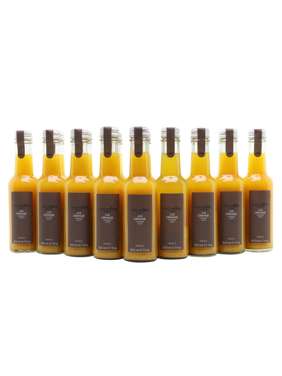 Alain Milliat Orange Juice  / Case of 20 Bottles