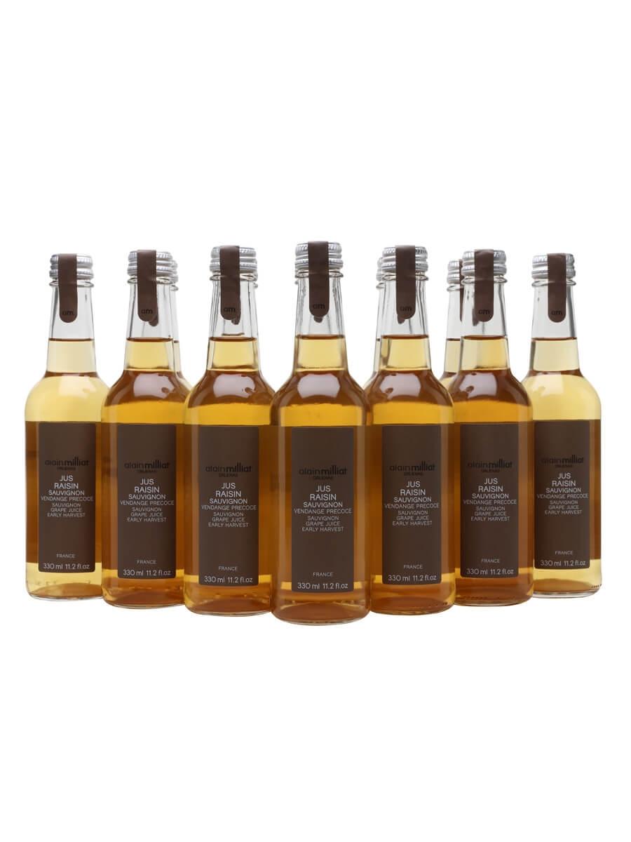 Alain Milliat Sauvignon Grape Juice / Case of 12 Bottles