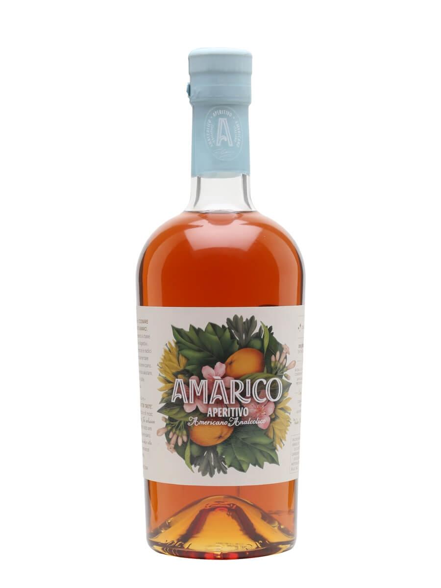 Amarico Aperitivo / Non-Alcoholic Aperitif