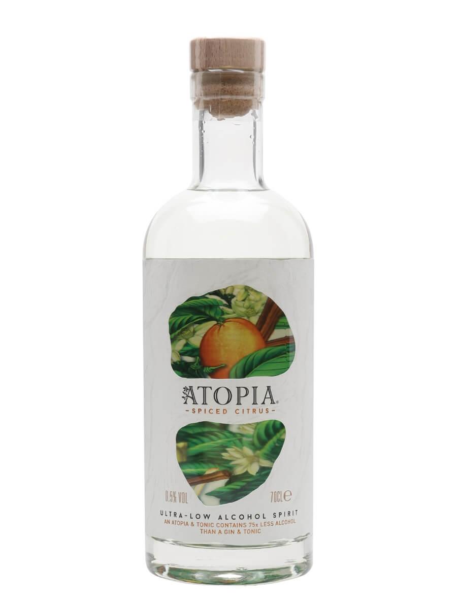 Atopia Spiced Citrus / Ultra-Low Alcohol Spirit