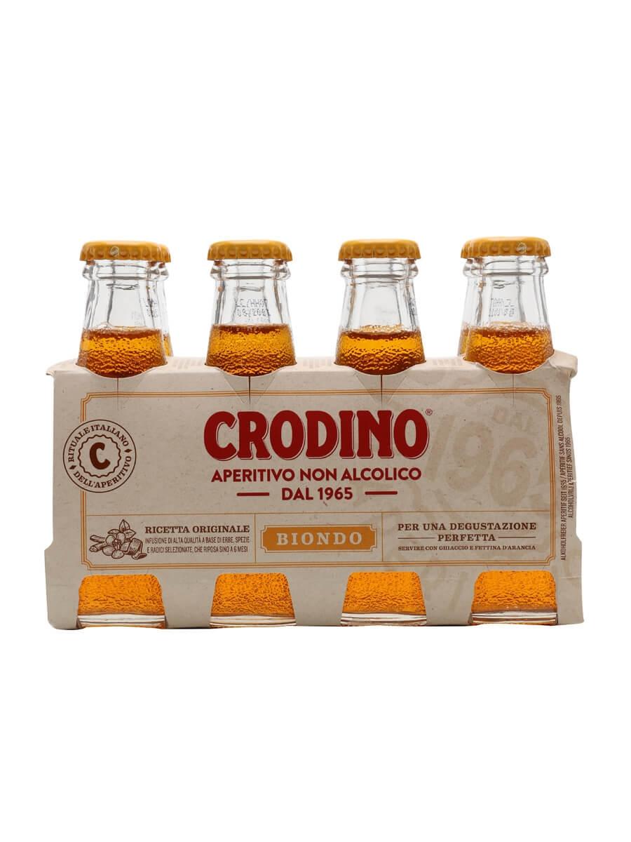 Crodino Aperitivo / 8 Pack
