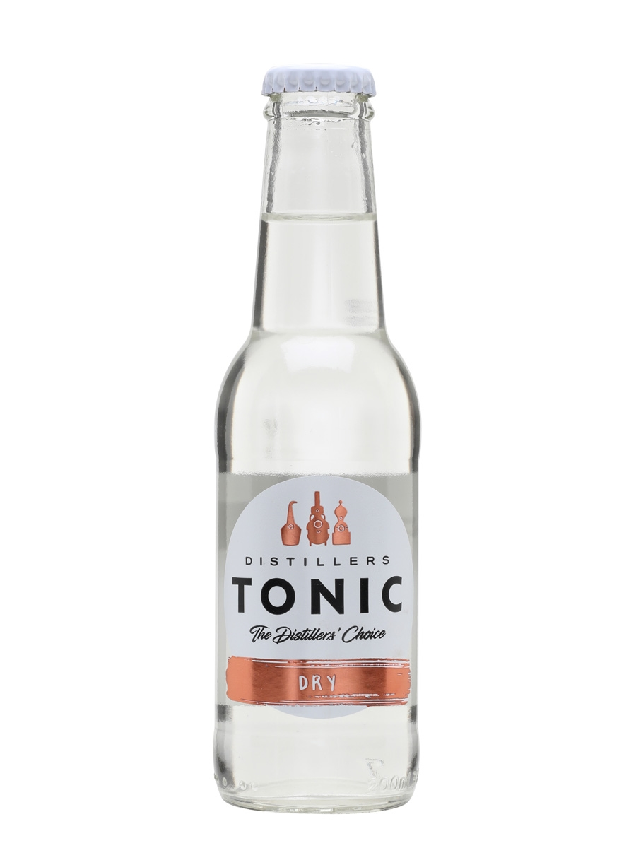Distillers Tonic Dry / Single Bottle