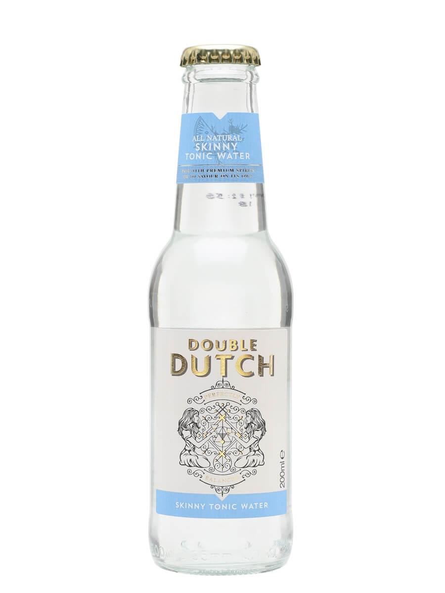 Double Dutch Skinny Tonic Water / Single Bottle
