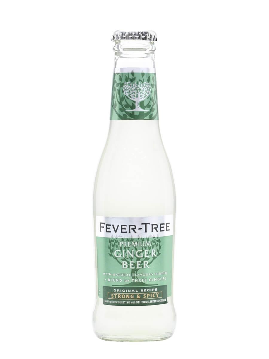 Fever Tree Ginger Beer Small Bottle