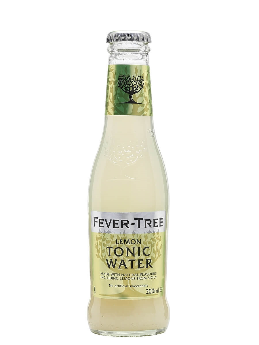 Fever-Tree Lemon Tonic Water / Single Bottle
