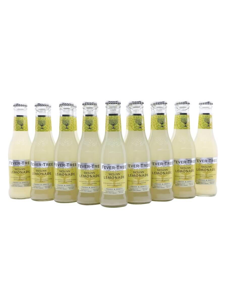 Fever-Tree Sicilian Lemonade / Case of 24 Bottles