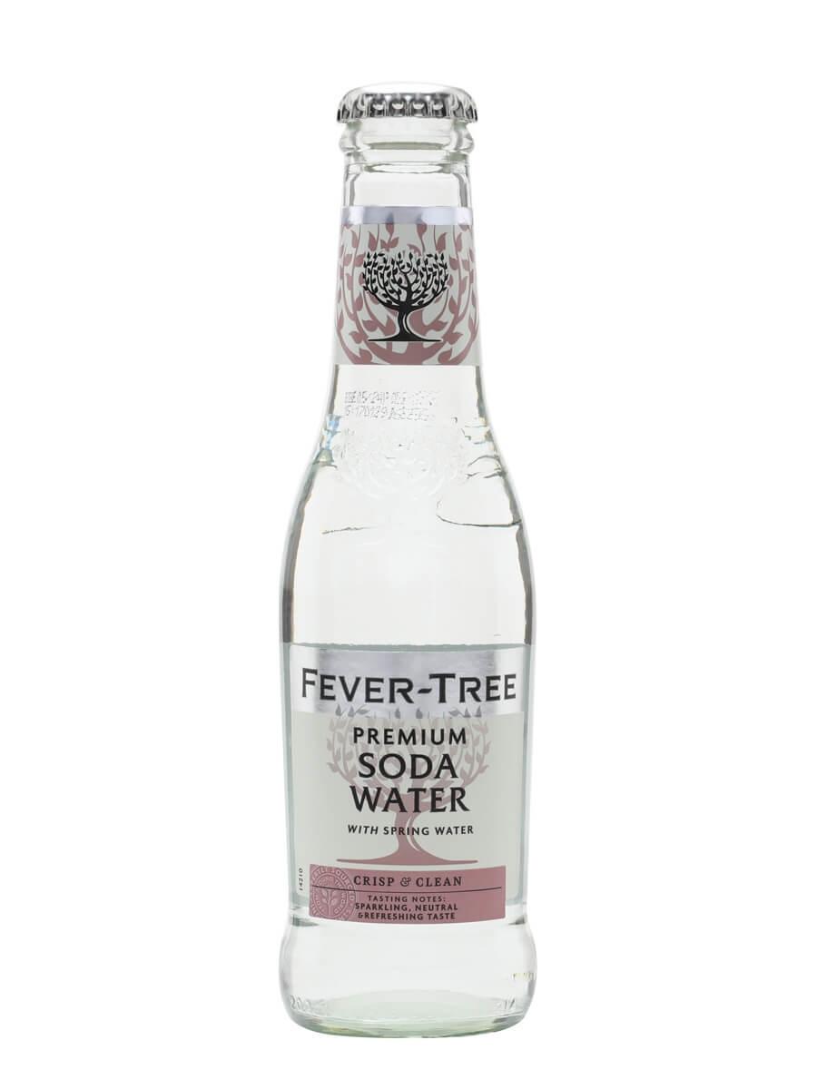 Fever-Tree Spring Soda Water / Single Bottle