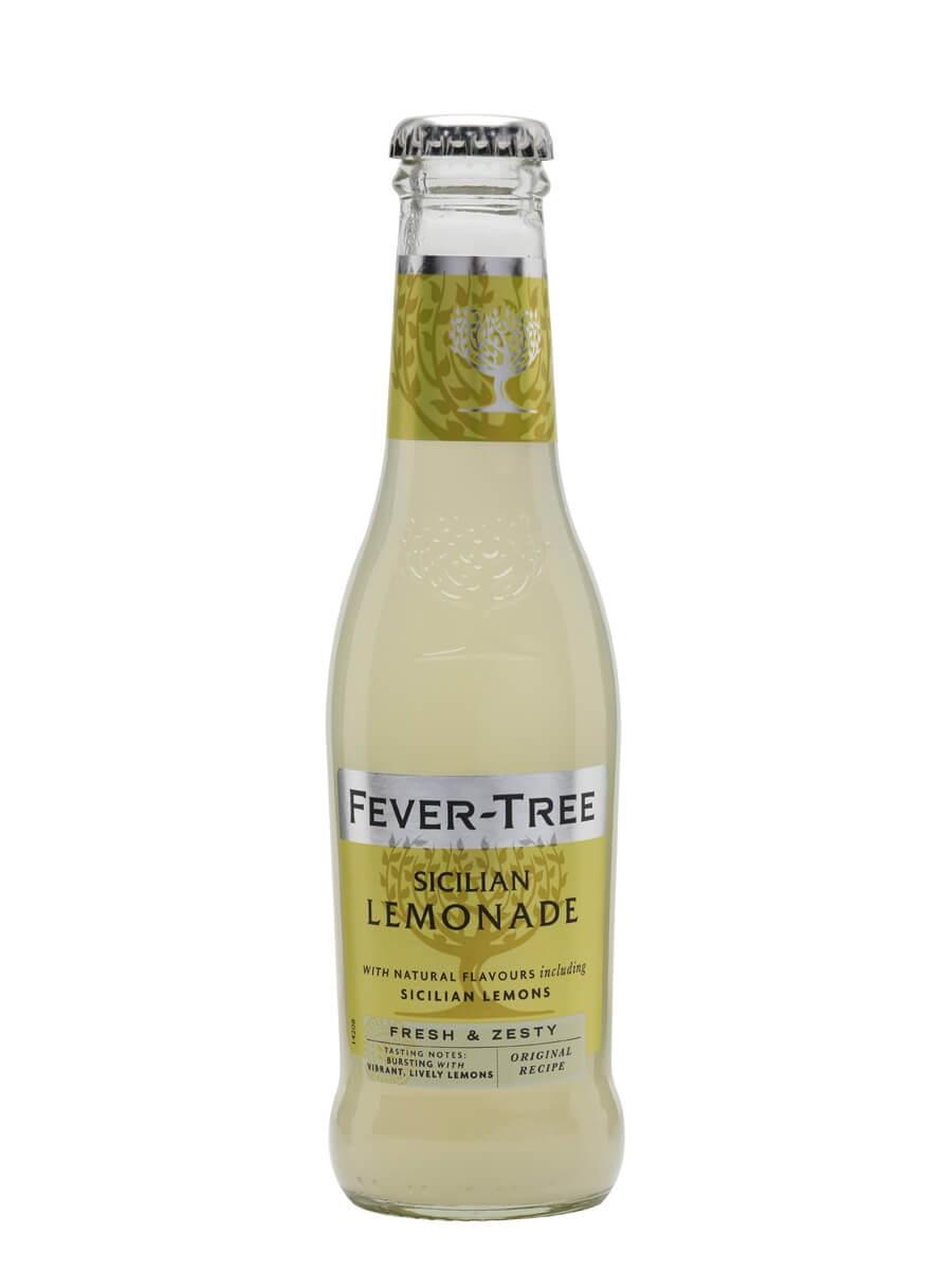 Fever-Tree Sicilian Lemonade / Single Bottle