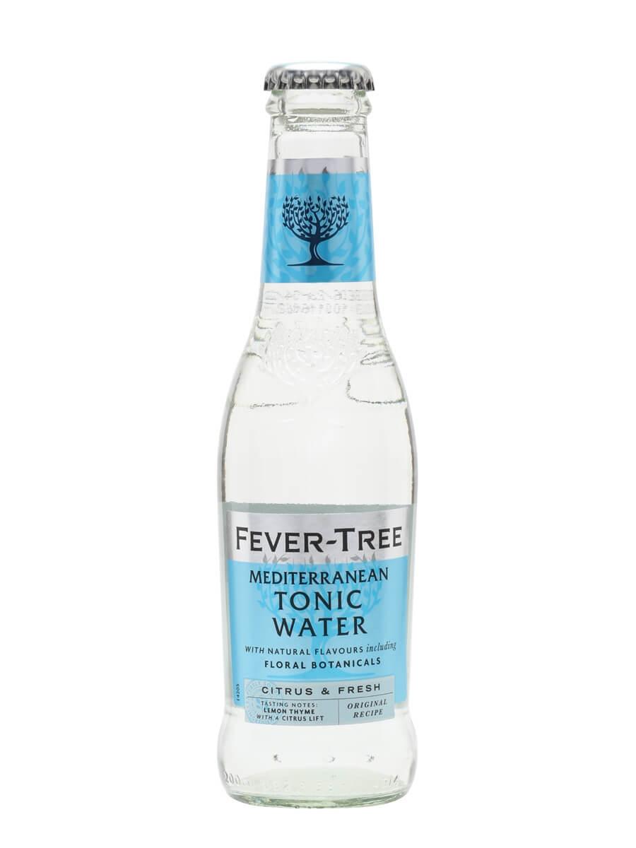 Fever-Tree Mediterranean Tonic Water / Single Bottle