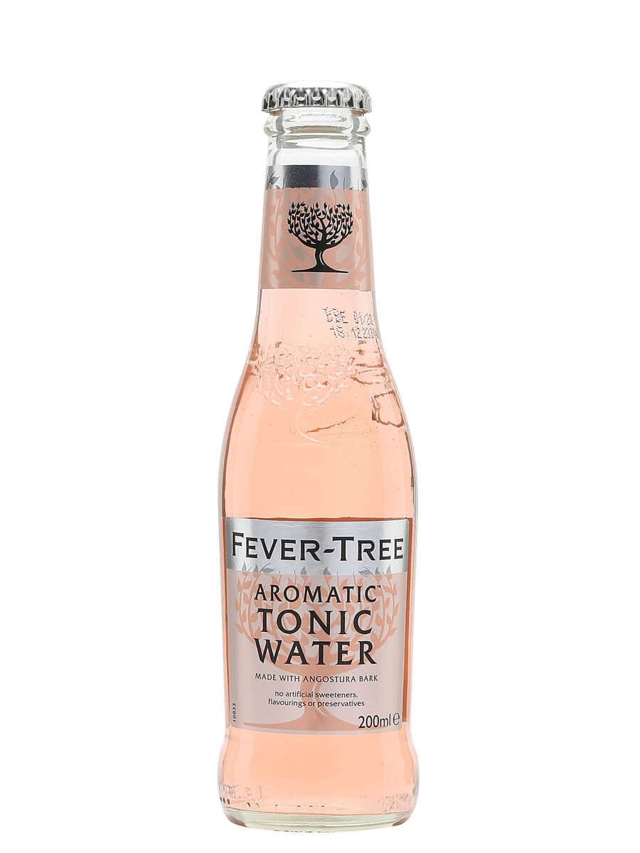 Fever-Tree Aromatic Tonic / Single Bottle
