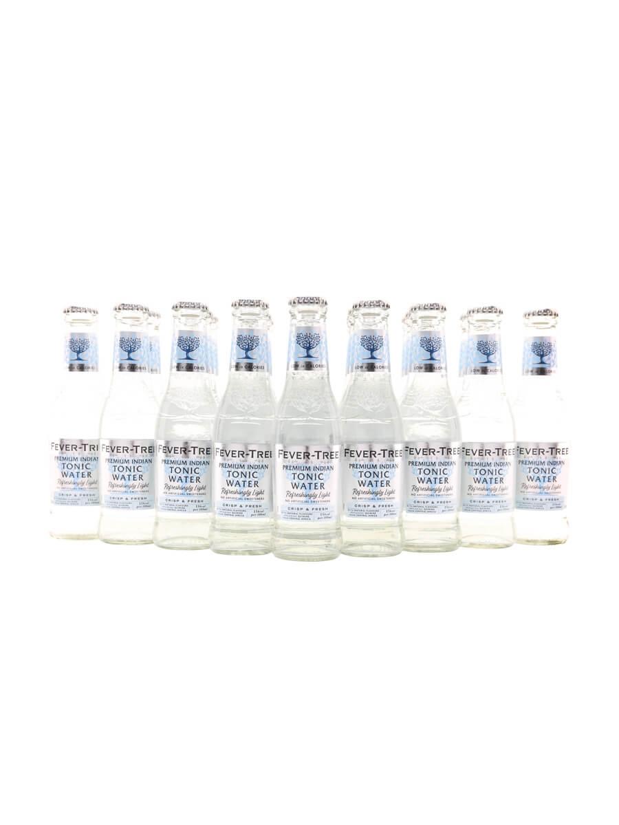 Fever-Tree Naturally Light Tonic Water / Case of 24 Bottles