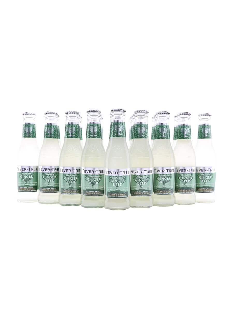 Fever-Tree Ginger Beer / Case of 24 Bottles