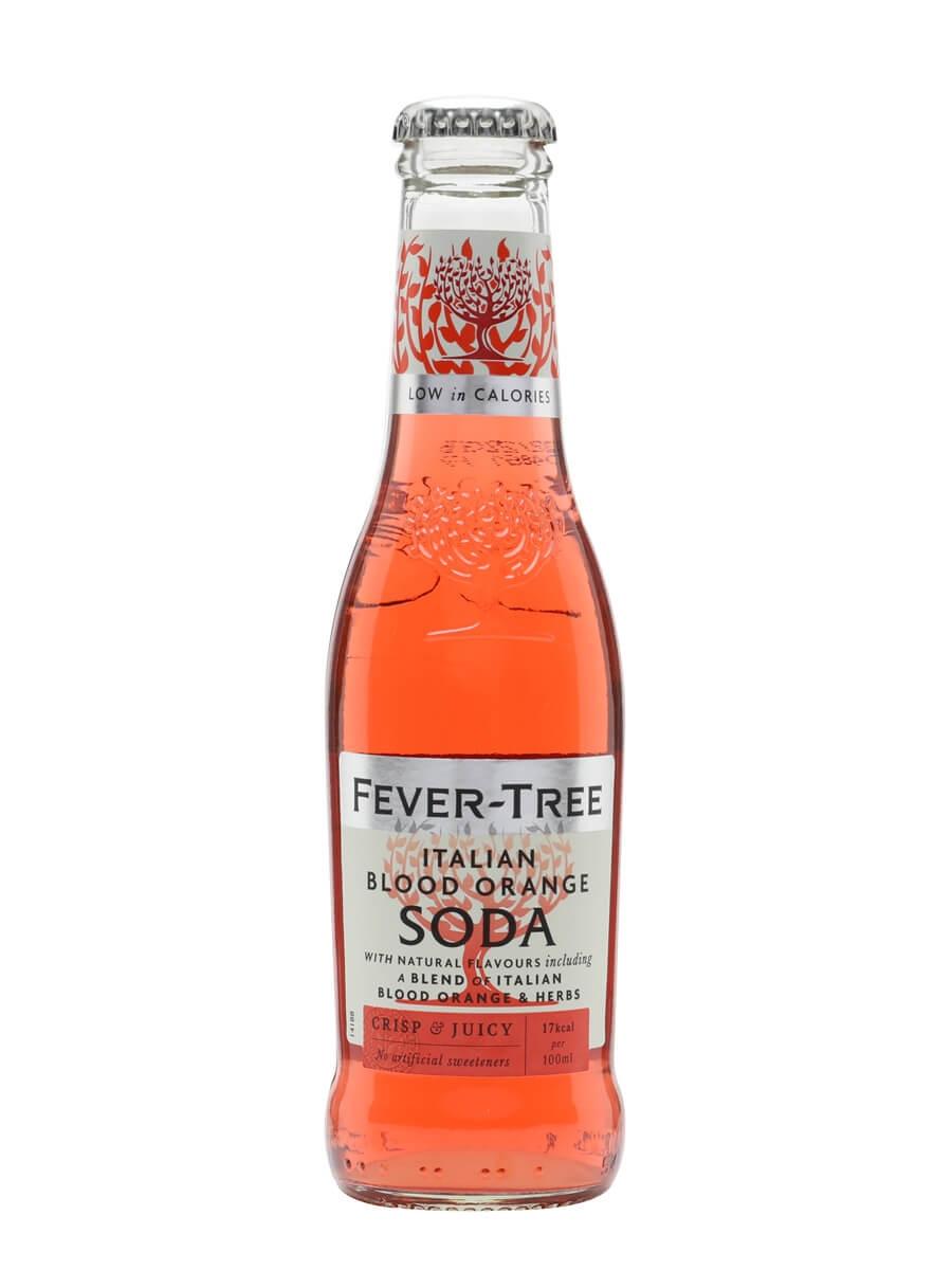 Fever-Tree Italian Blood Orange Soda / Single Bottle