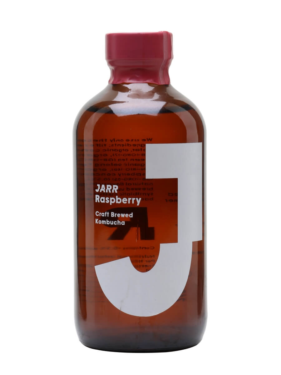 Jarr Raspberry Kombucha