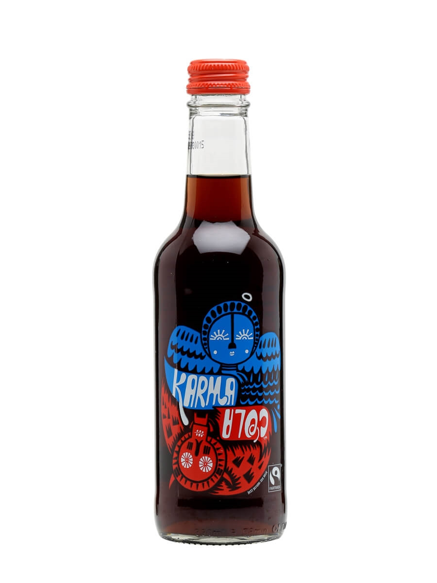 Karma Cola / Bottle