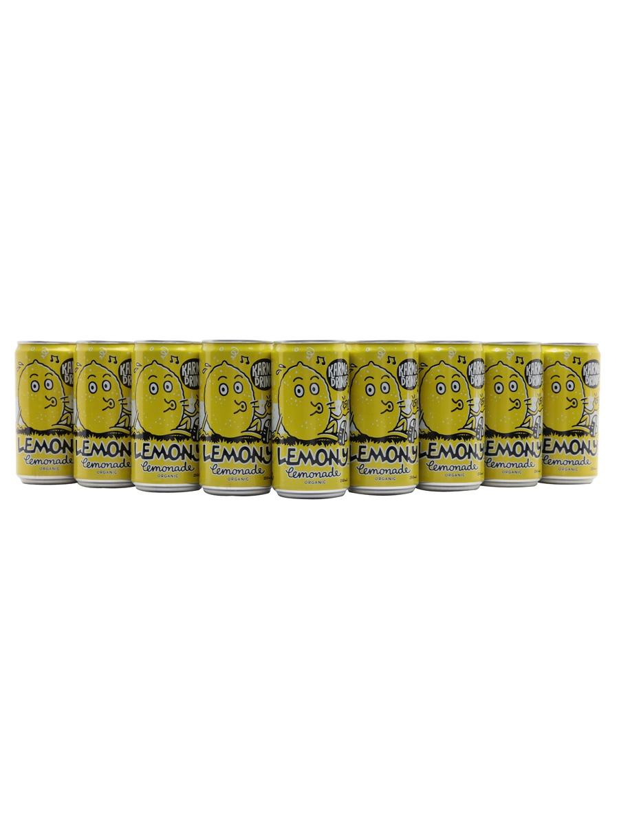 Lemony Lemonade / Case of 24 Cans
