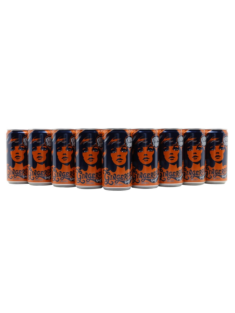 Gingerella / Case of 24 Cans