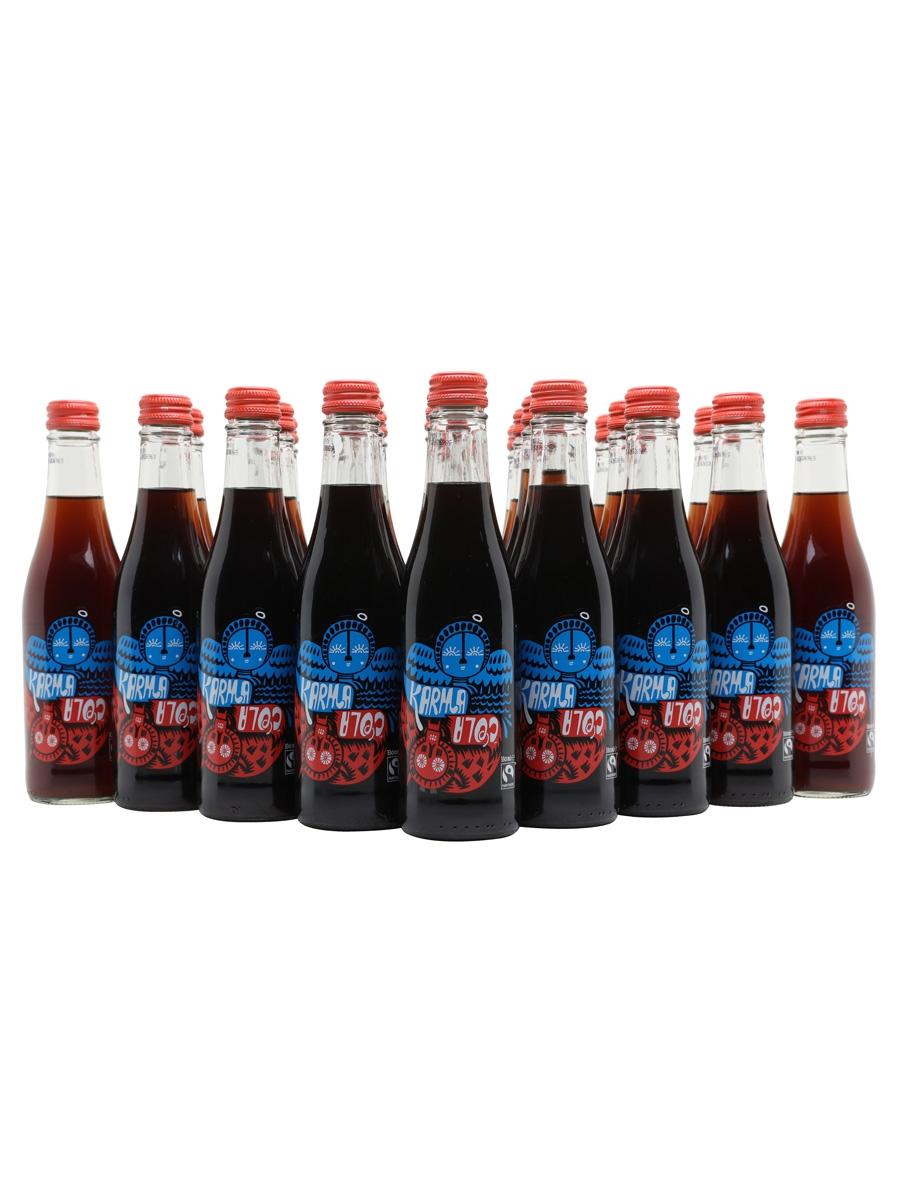 Karma Cola / Case of 24 Bottles