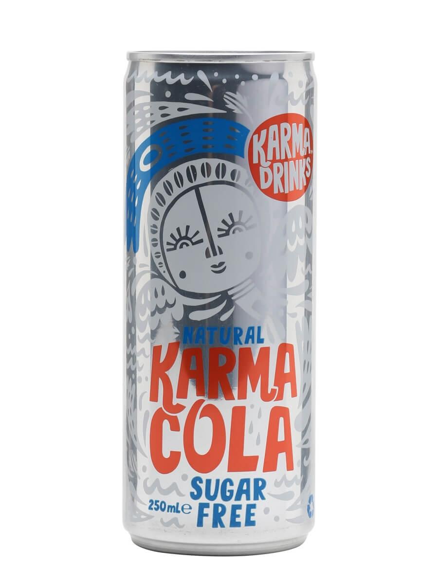 Karma Cola Sugar Free / Can