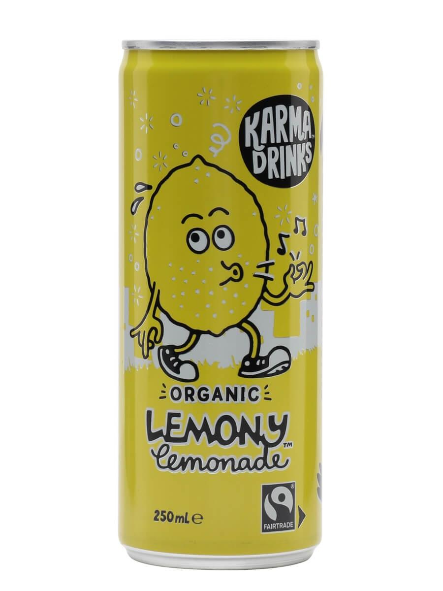 Karma Drinks Lemony Lemonade / Can