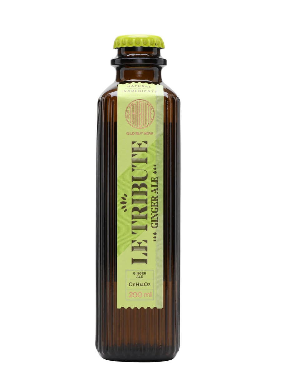 Le Tribute Ginger Ale / Single Bottle