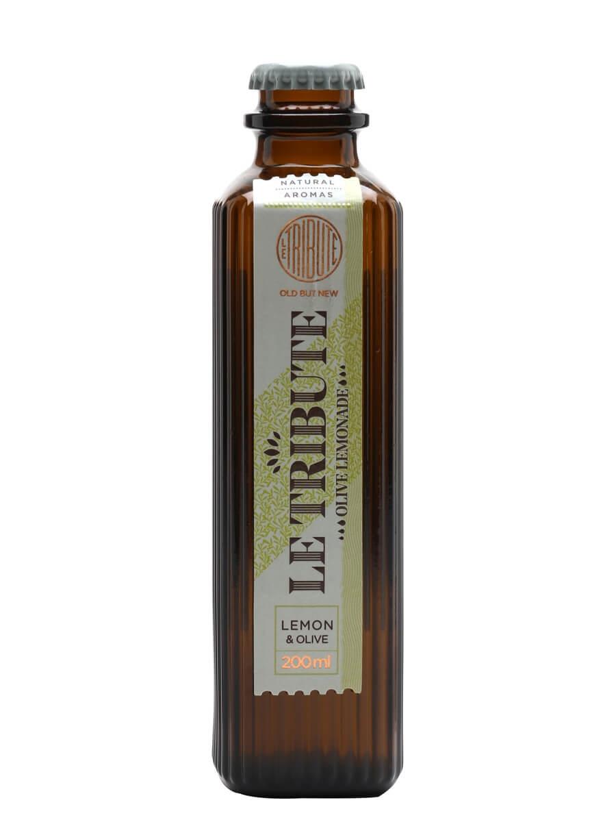 Le Tribute Olive Lemonade