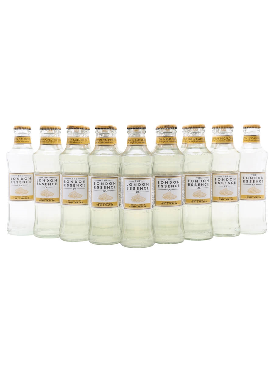 London Essence Indian Tonic Water / Case of 24 Bottles