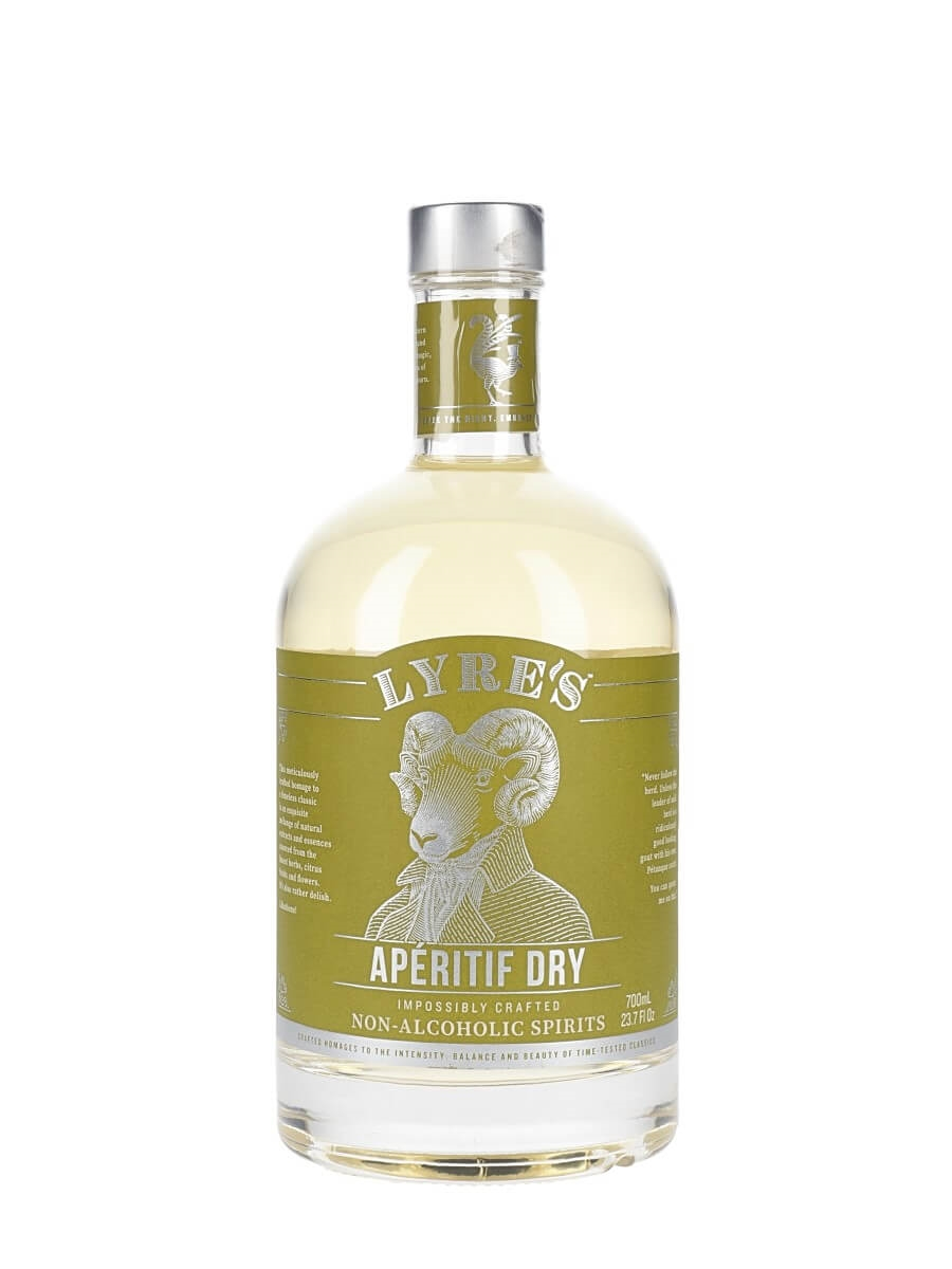 Lyre's Aperitif Dry / Non-Alcoholic Aperitif
