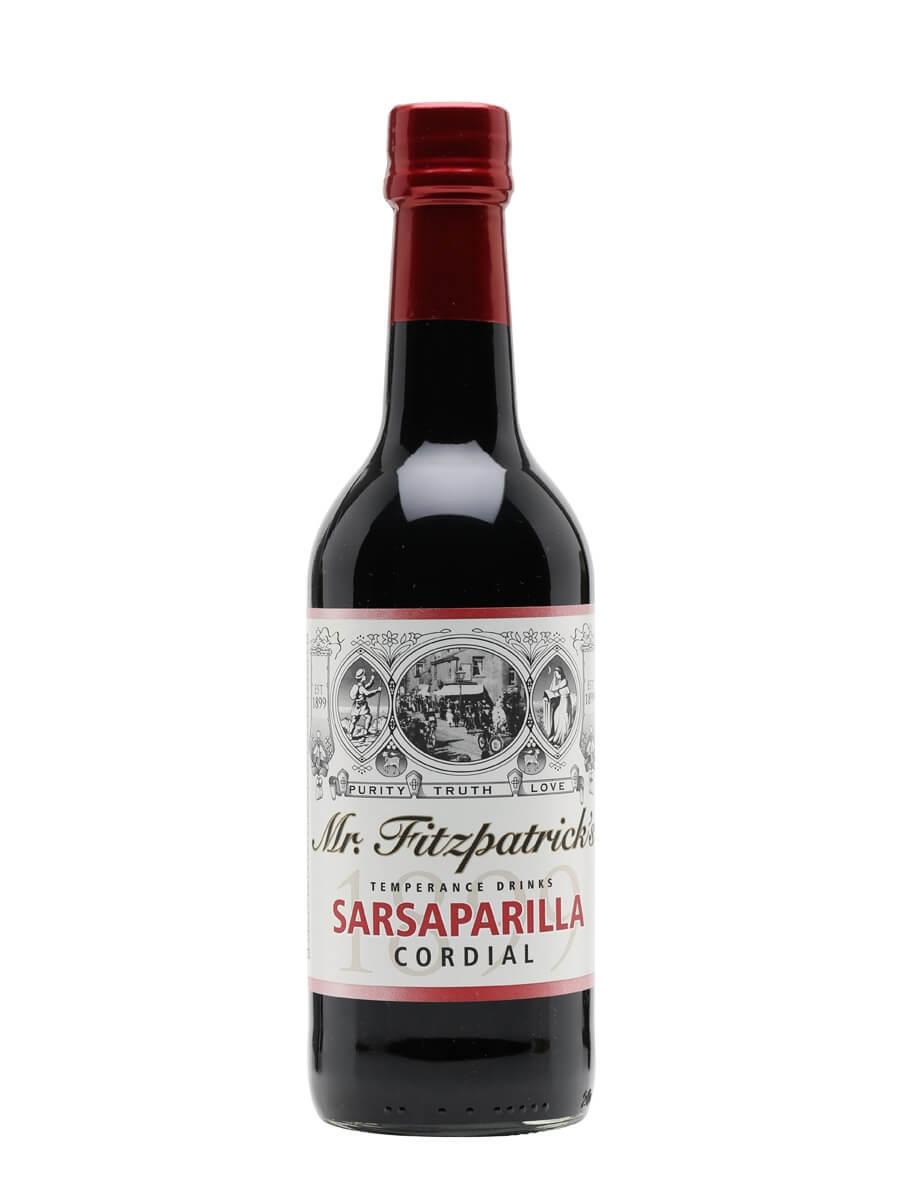 Mr Fitzpatrick S Sarsaparilla Cordial The Whisky Exchange
