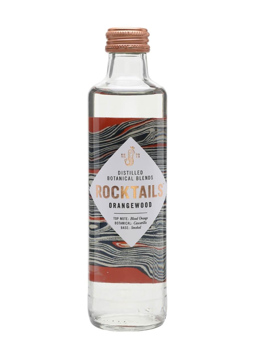 Rocktails Orangewood Blend / Single Bottle