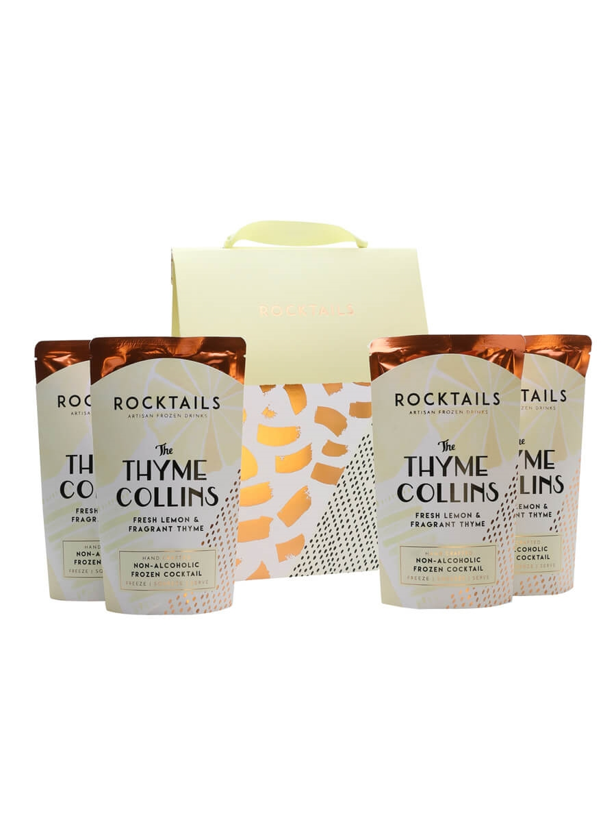Rocktails The Thyme Collins Gift Set
