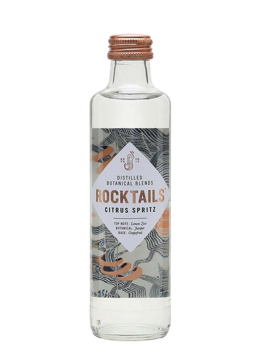 Rocktails Citrus Spritz / Single Bottle