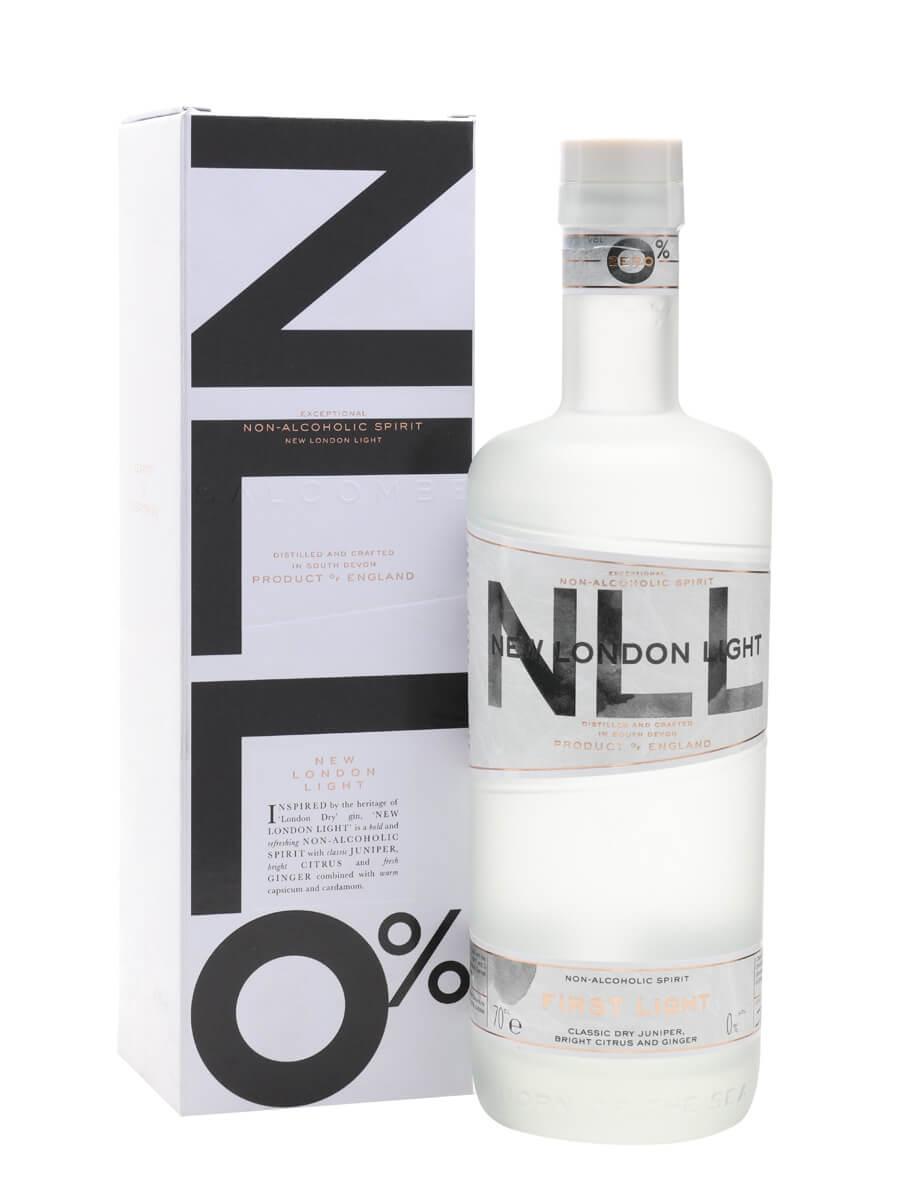 Salcombe New London Light / Non-Alcoholic Spirit