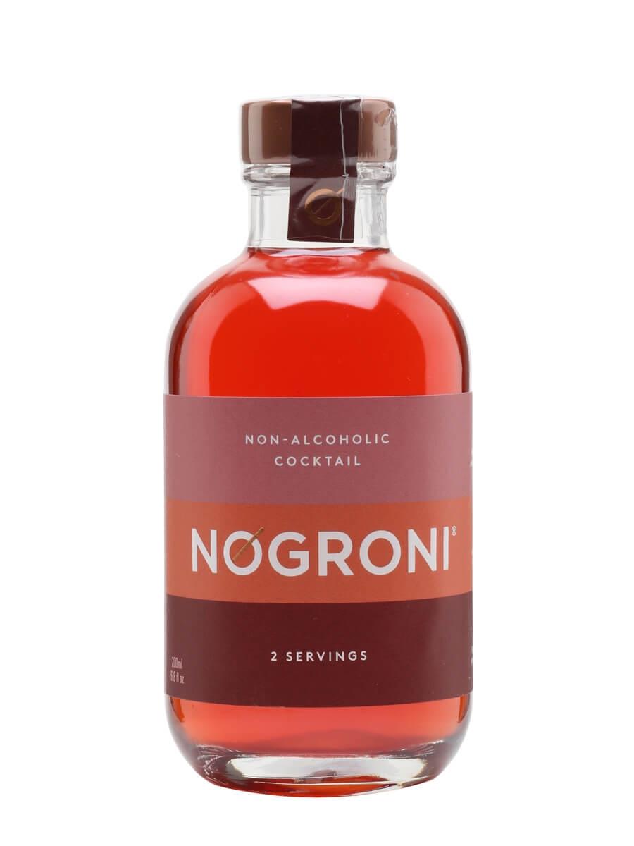 Seedlip Nogroni / Non-Alcoholic Cocktail