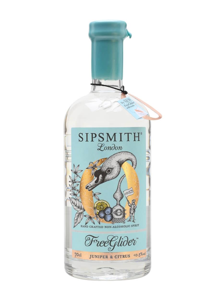 Sipsmith FreeGlider / Non-Alcoholic Spirit