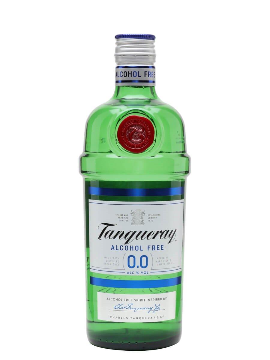 Tanqueray 0.0 Alcohol Free